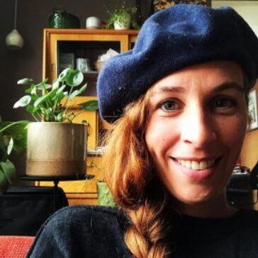 Portret Deborah van de Leijgraaf