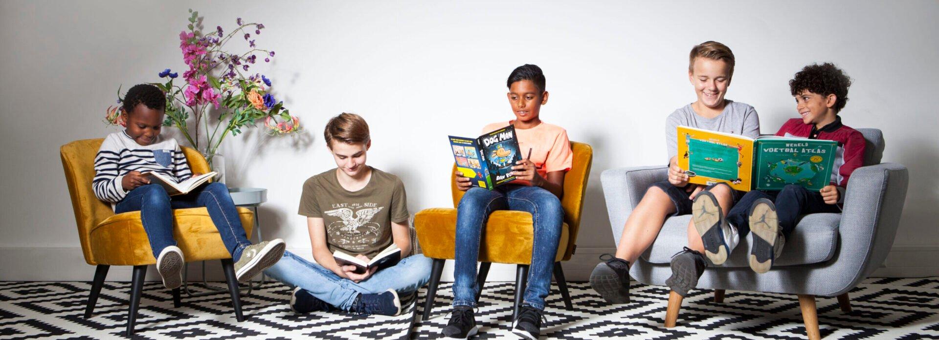 Kinderboeken - boekentips