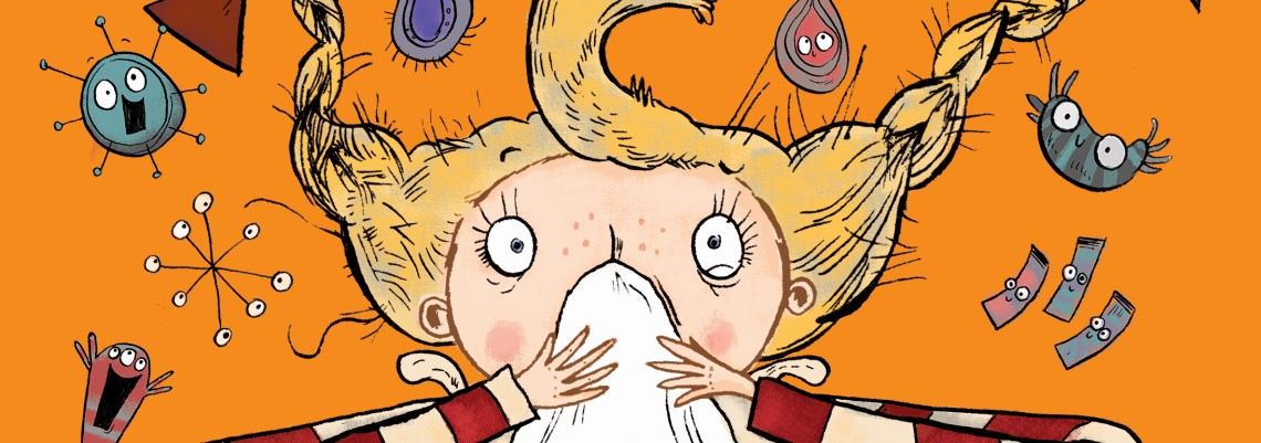 Alice en het bacteriemysterie - Gwen Lowe, Sarah Horne