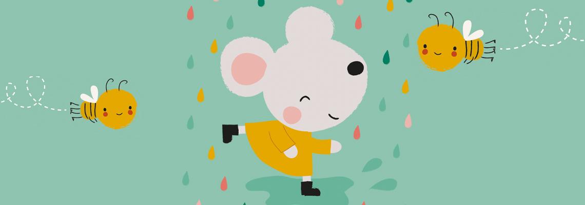 BORA Kleine Muis - Deborah van de Leijgraaf