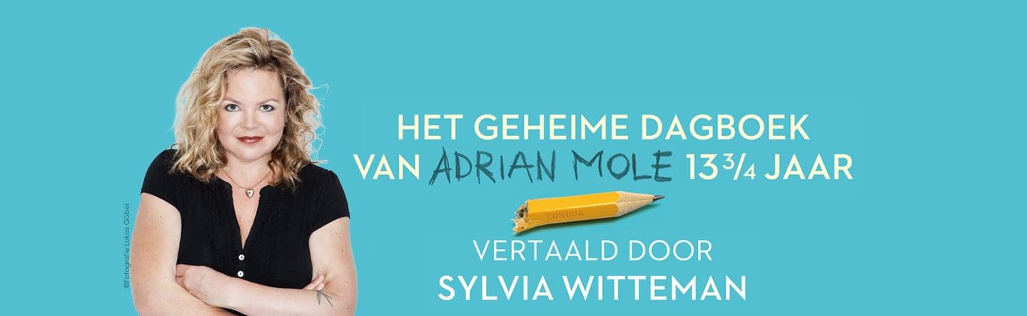 Sue Townsend, Sylvia Witteman, Het dagboek van Adrian Mole