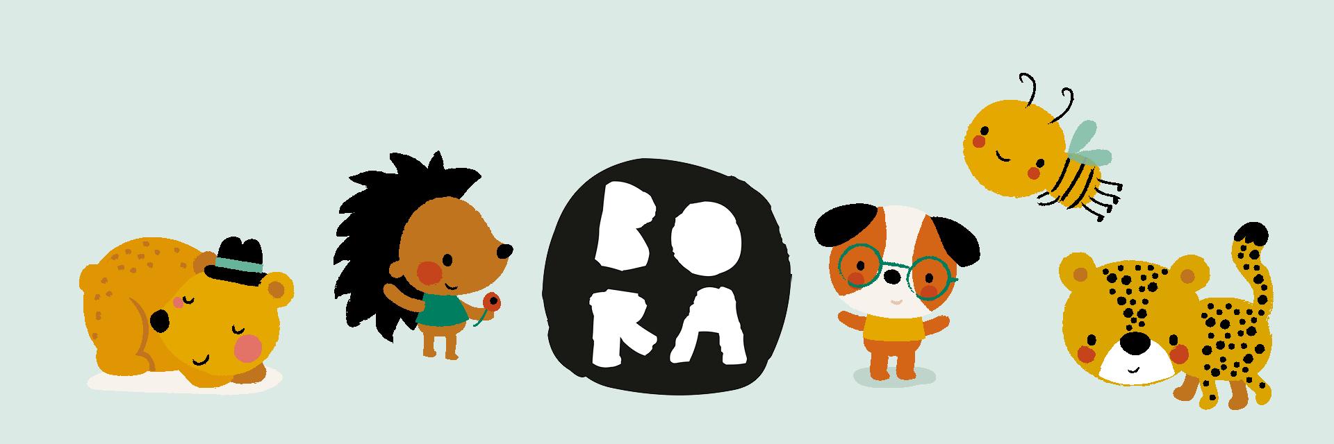 Bora - Deborah van de Leijgraaf