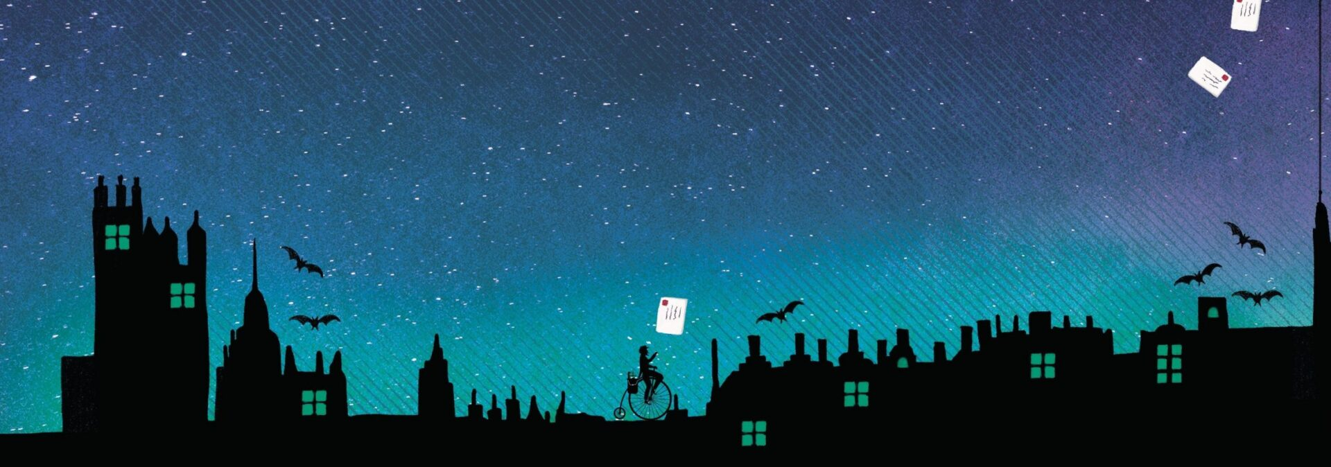 De brief om Middernacht - Benjamin Read, Laura Trinder