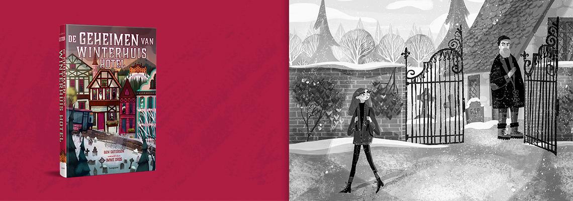 De geheimen van Winterhuis Hotel - Ben Guterson, Chloe Briston
