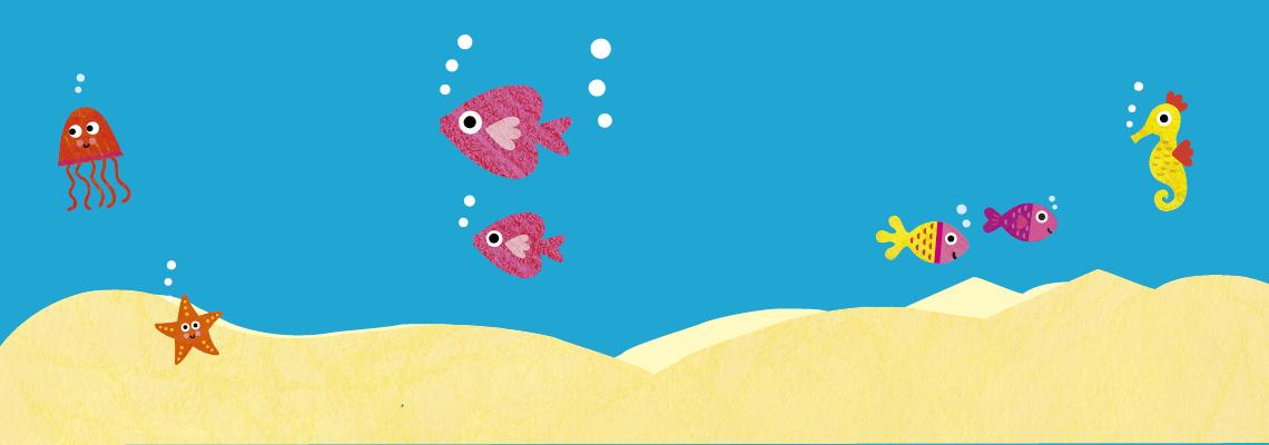 Diep in de zee, tel je mee? - Jo Lodge
