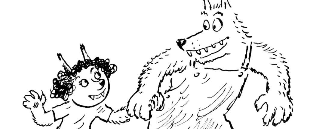 Dolfje Weerwolfje Spookweerwolven-Paul-van-Loon-Hugo-van-Look