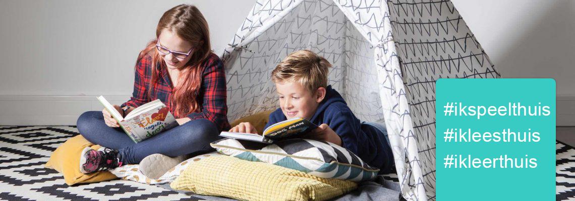 Fijne en leerzame tijd thuis #ikleerthuis