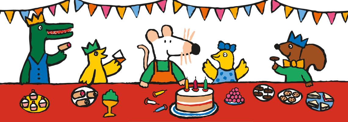 Muis viert feest! 30 jaar Muis