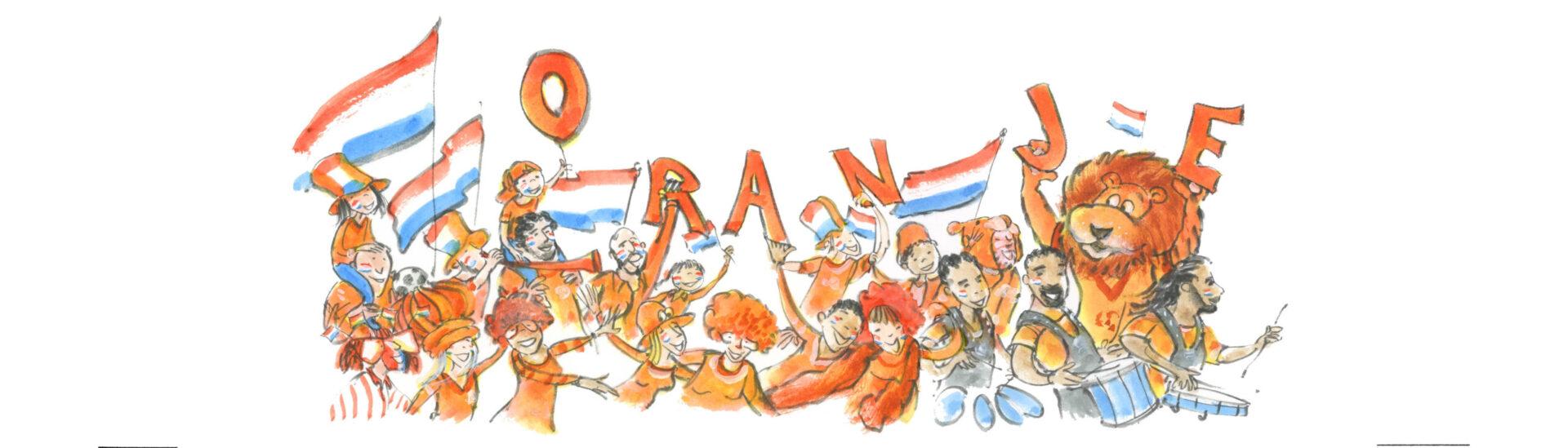 Over vroeger en nu, Janny van der Molen,