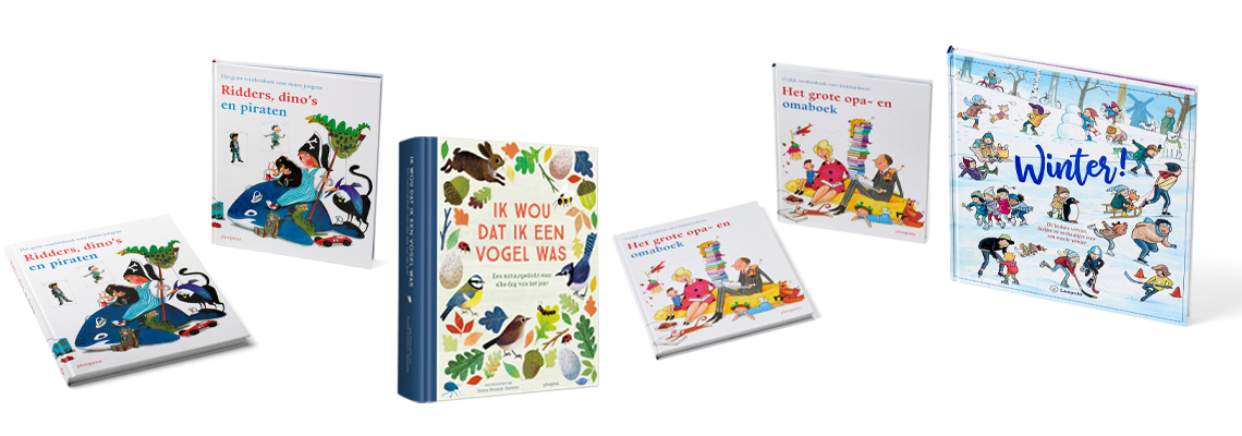 De leukste voorleesboeken op thema & leeftijd