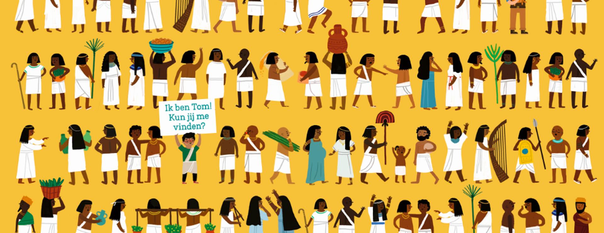 Op zoek naar Tom, Fatti Burke
