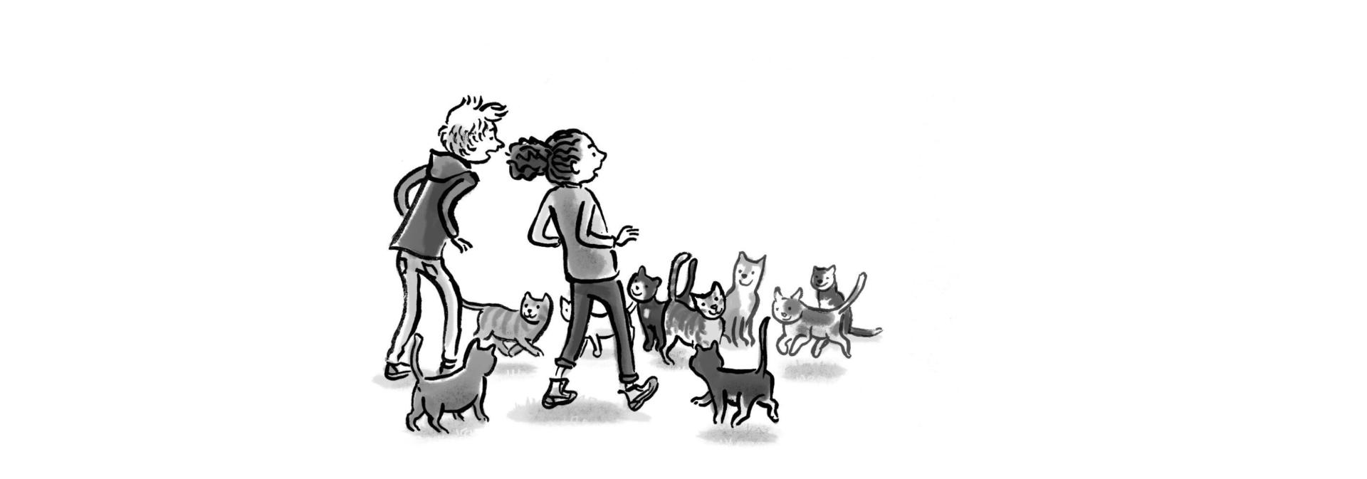 Het geheim van de dierenredders - Annet Jacobs