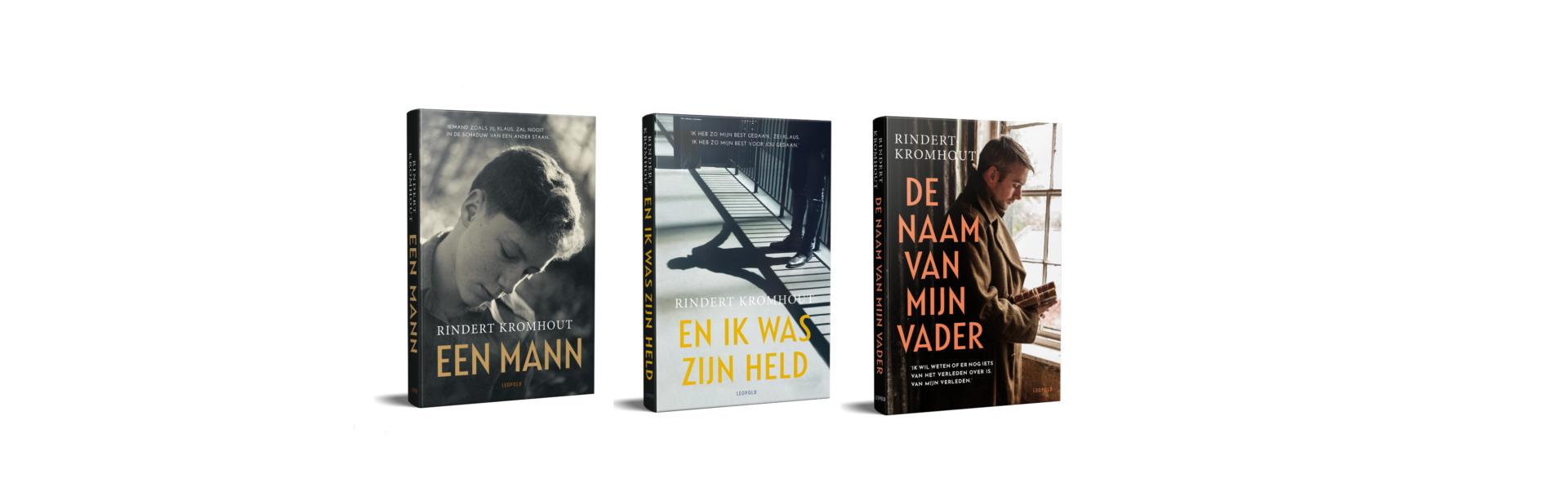 Klaus Mann trilogie - Rindert Kromhout