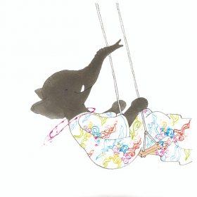 Mama-olifantje Annemarie van Haeringen