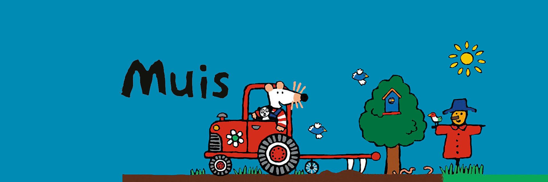 Muis - Lucy Cousins