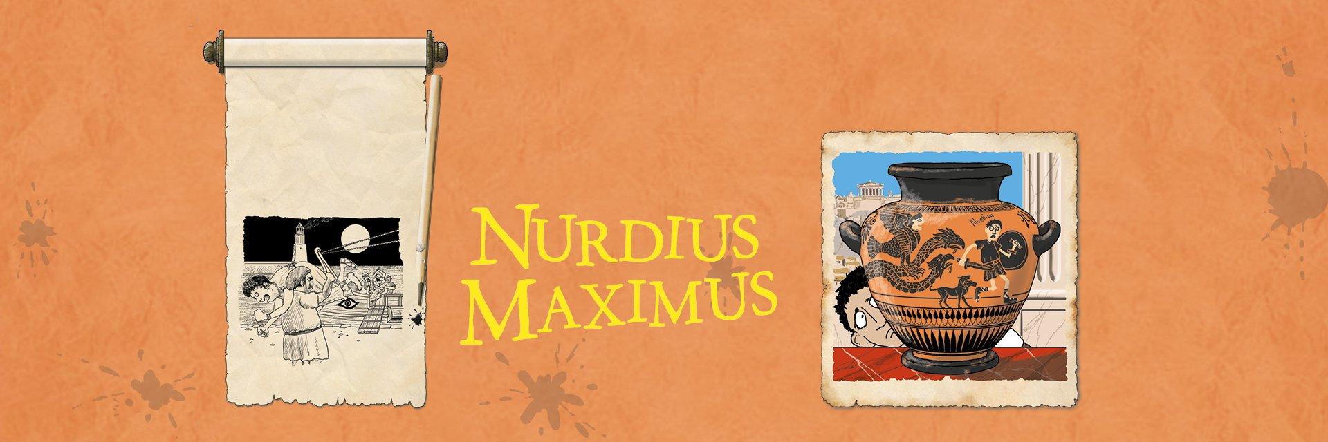 Nurdius Maximus - Tim Collins - Andrew Pinder