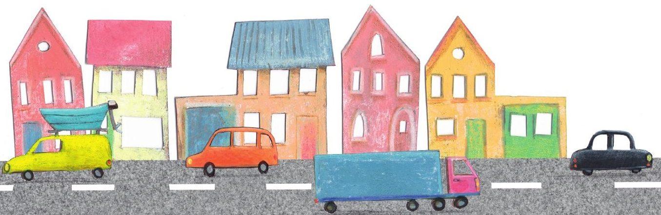 Ootje in het verkeer - Lizette de Koning, Natascha Stenvert
