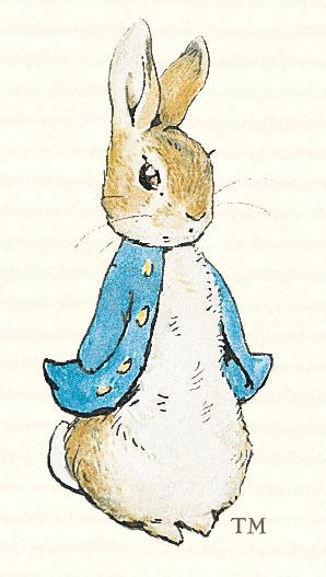 Pieter-Konijn - Beatrix Potter
