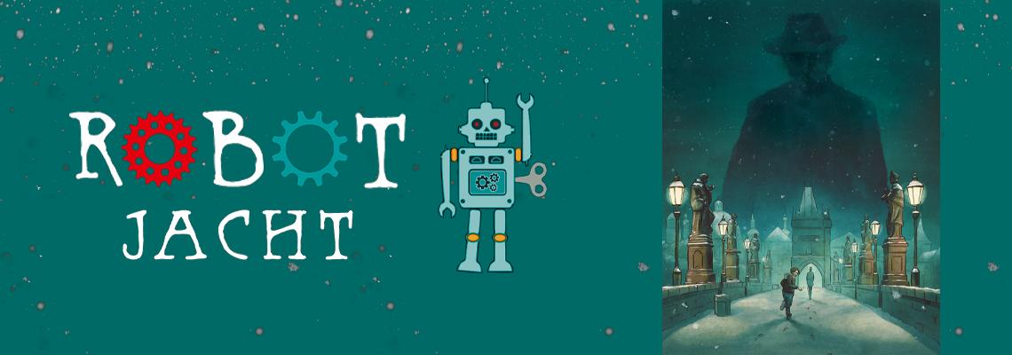 Robotjacht - Damien Love