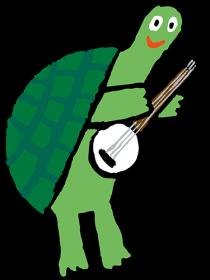 Schildpad - Lucy Cousins