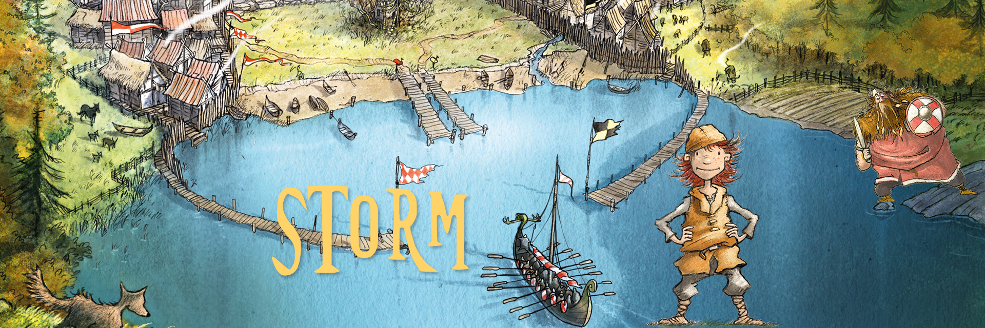 Storm - Jan Birck