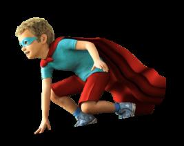 Superheld Jan - Harmen van Straaten