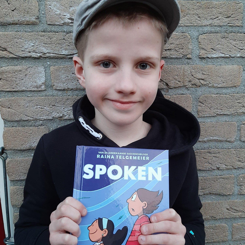 Kinderpanel TEM - Spoken - Raina Telgemeier