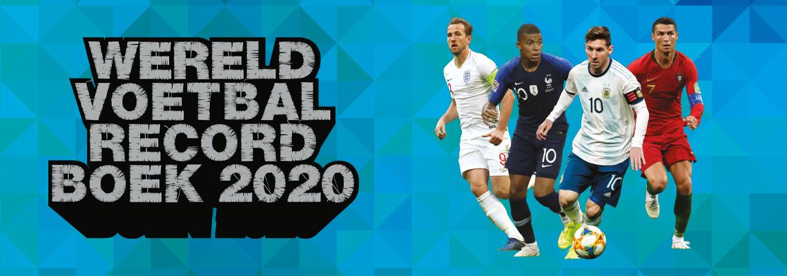 Wereld Voetbal Recordboek 2020 - Keir Radnedge