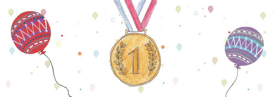 Prijzen en nominaties voor kinderboeken