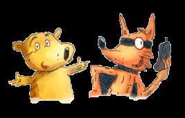 Wombat & Vos - Terry Denton