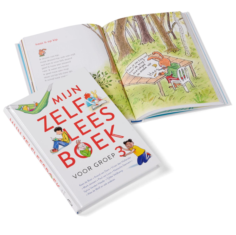 Mijn zelfleesboek voor groep 3 - Diverse auteurs en illustratoren