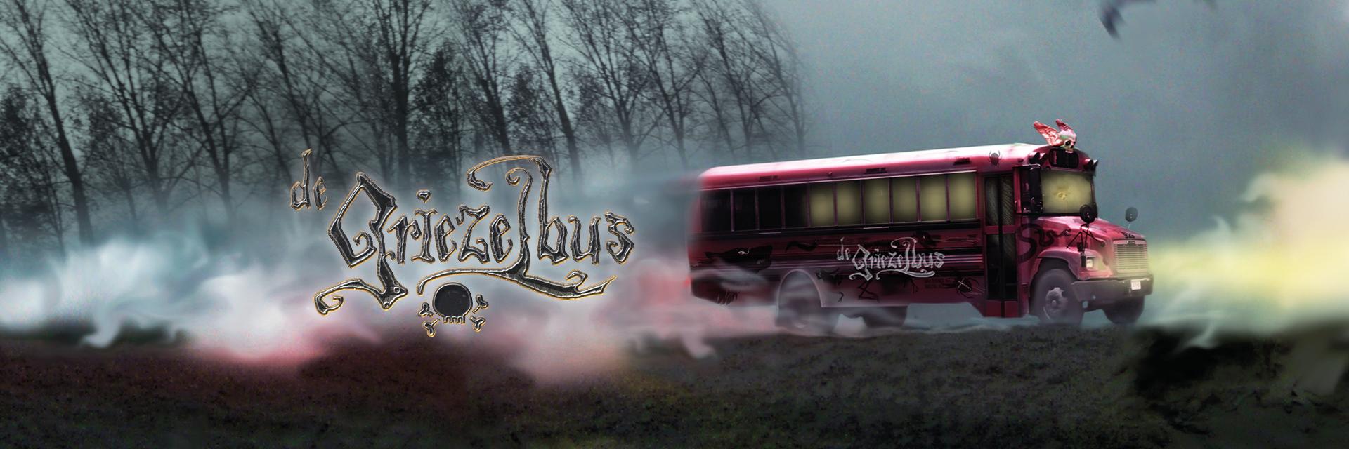 De Griezelbus - Paul van Loon