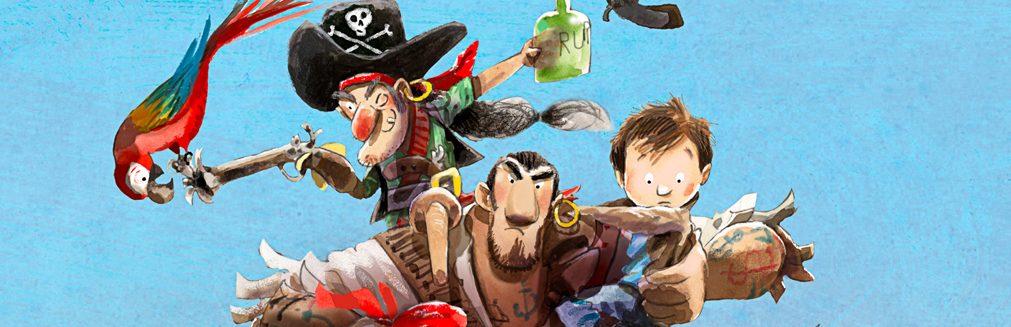 De-dikke-piraten-van-hiernaast- Reggie Naus