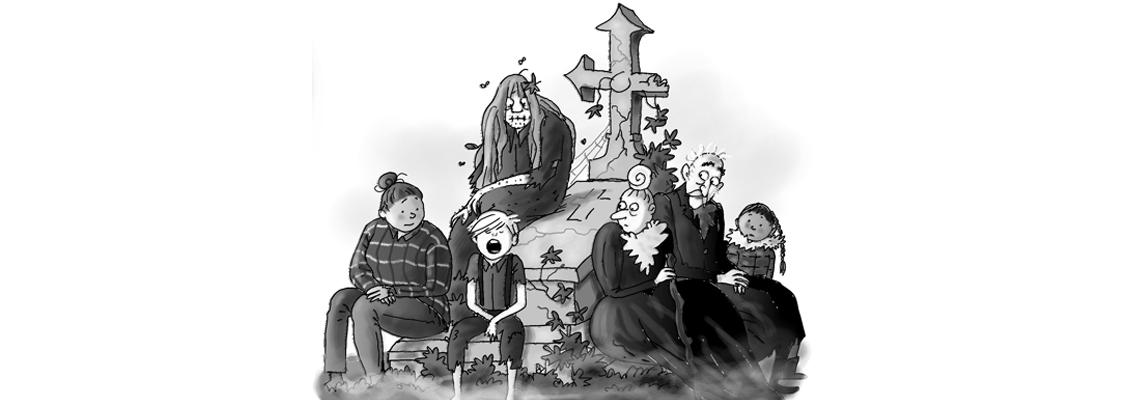 De familie Grafzerk: Dood spoor - Henk Hardeman, Juliette de Wit