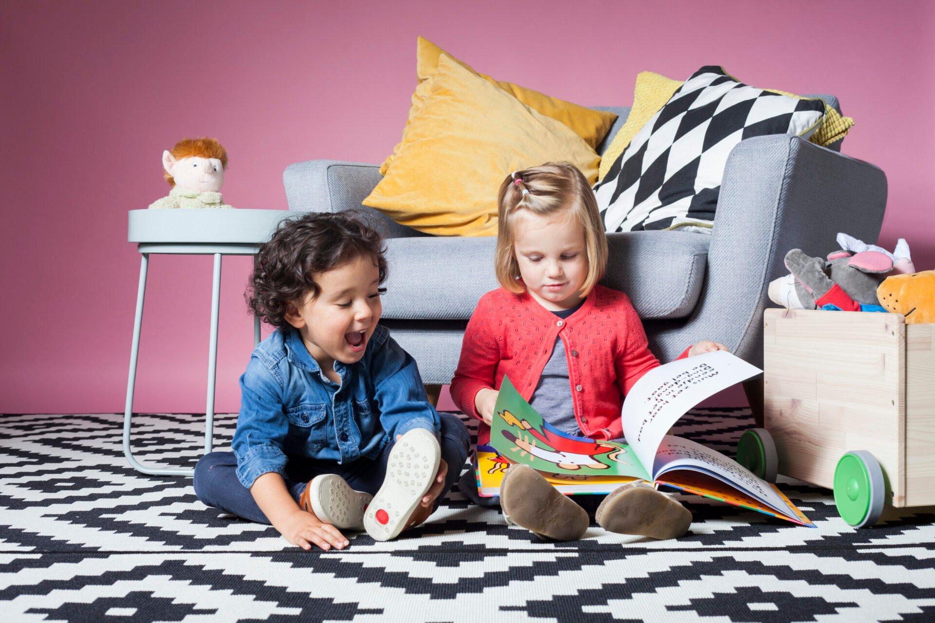 Kinderboeken voor 1,5 tot 3 jaar