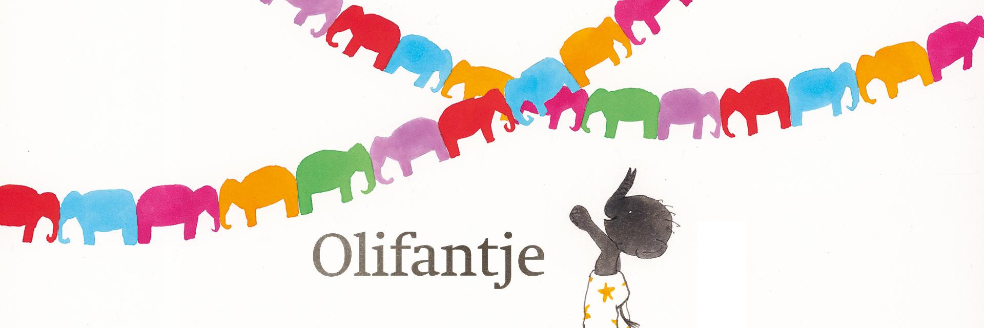 Olifantje - Annemarie van Haeringen