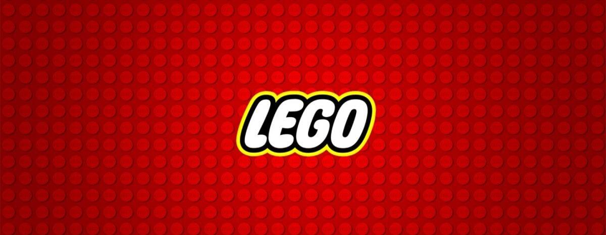 LEGO logo - kinderboeken