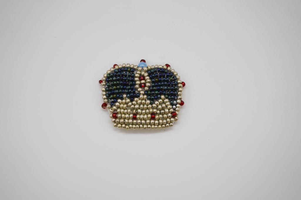 Voorbeeld De pareldief kroon