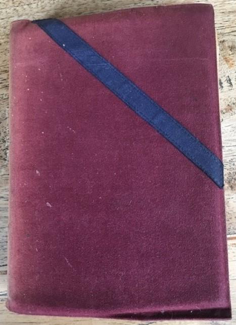 Het originele dagboek van Corri - Oorlog in inkt