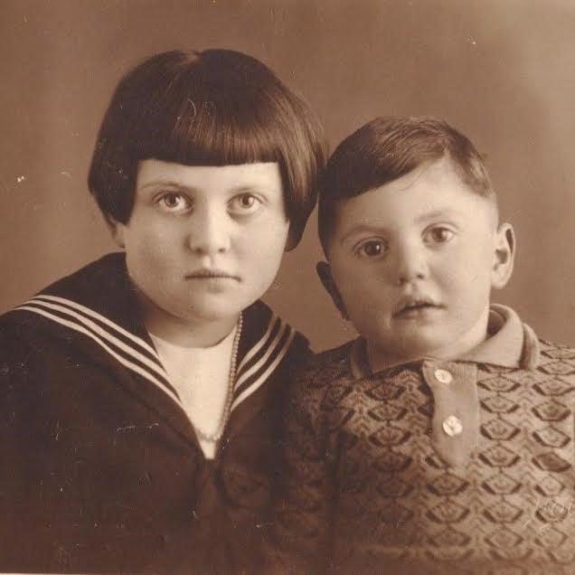 Betje en haar broertje overleefden de oorlog niet