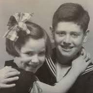 George en Ursula Levy - vroeger