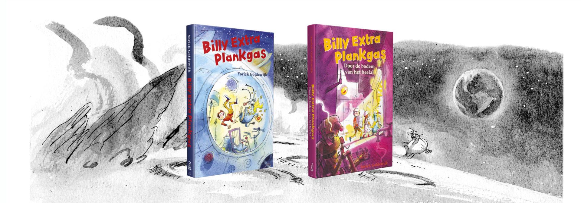 Billy Extra Plankgas - Yorick Goldewijk - Kees de Boer