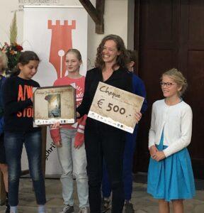 Linda Dielemans wint Jonge Beckmanprijs