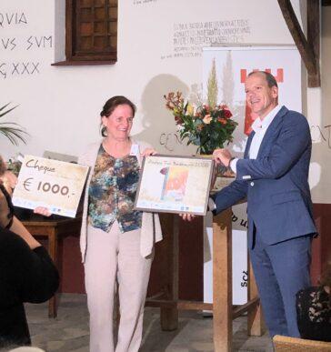 Martine Letterie wint Thea Beckmanprijs 2020