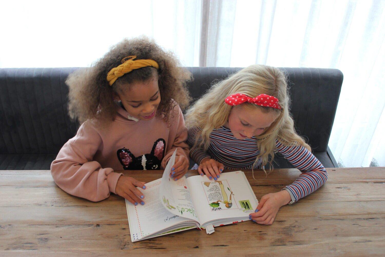 Koken uit Het grote kinderkookboek - Karin Luiten