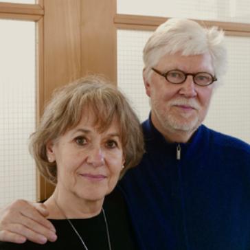 Ingrid en Dieterd Schubert_Portretfoto