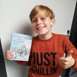 Kinderpanel blog_De beste school van de hele wereld_Bobby