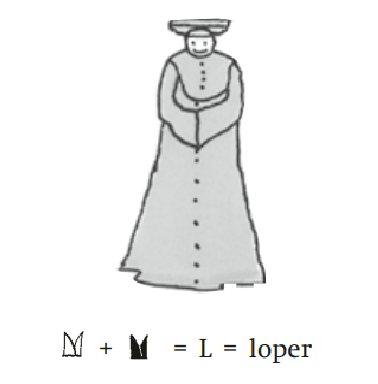 Loper - Lang leve de koningin