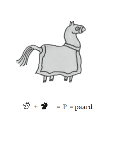 Paard - Lang leve de koningin