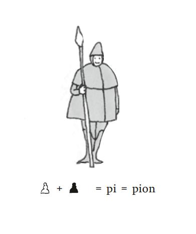 Pion - Lang leve de koningin